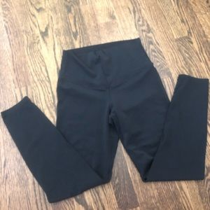 Aerie play real me high waisted 7/8 leggings